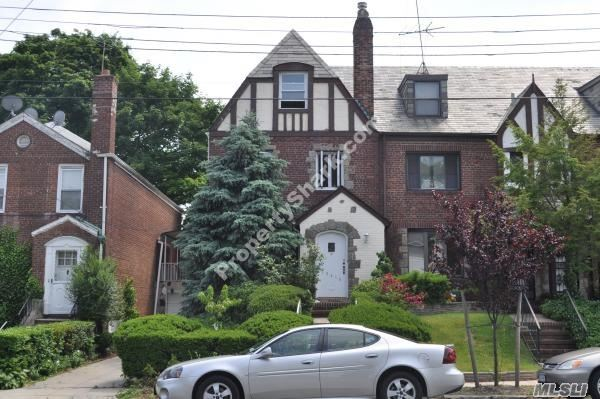 Property Has Original Wood Floors, New Kitchen, High Ceilings, New Hot Water Tank, New Boiler, Master Bath Room With Jacuzzi Tube.