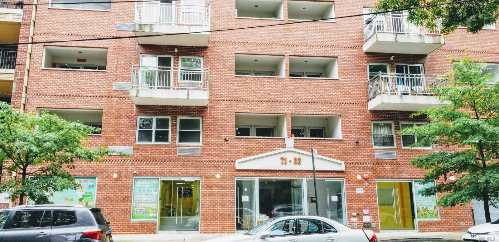 10 Years Young Condo In Prime Queens Location, Very Close To St. John University And Queens Collage, Direct Bus To Flushing & Express Bus To Manhattan. 2 Bedrooms, 2 Full Bathrooms And Indoor Parking Space Available @Additional Fees.Needs Credit Report, Proof Of Income, 2 Years W2, Bank Statement.