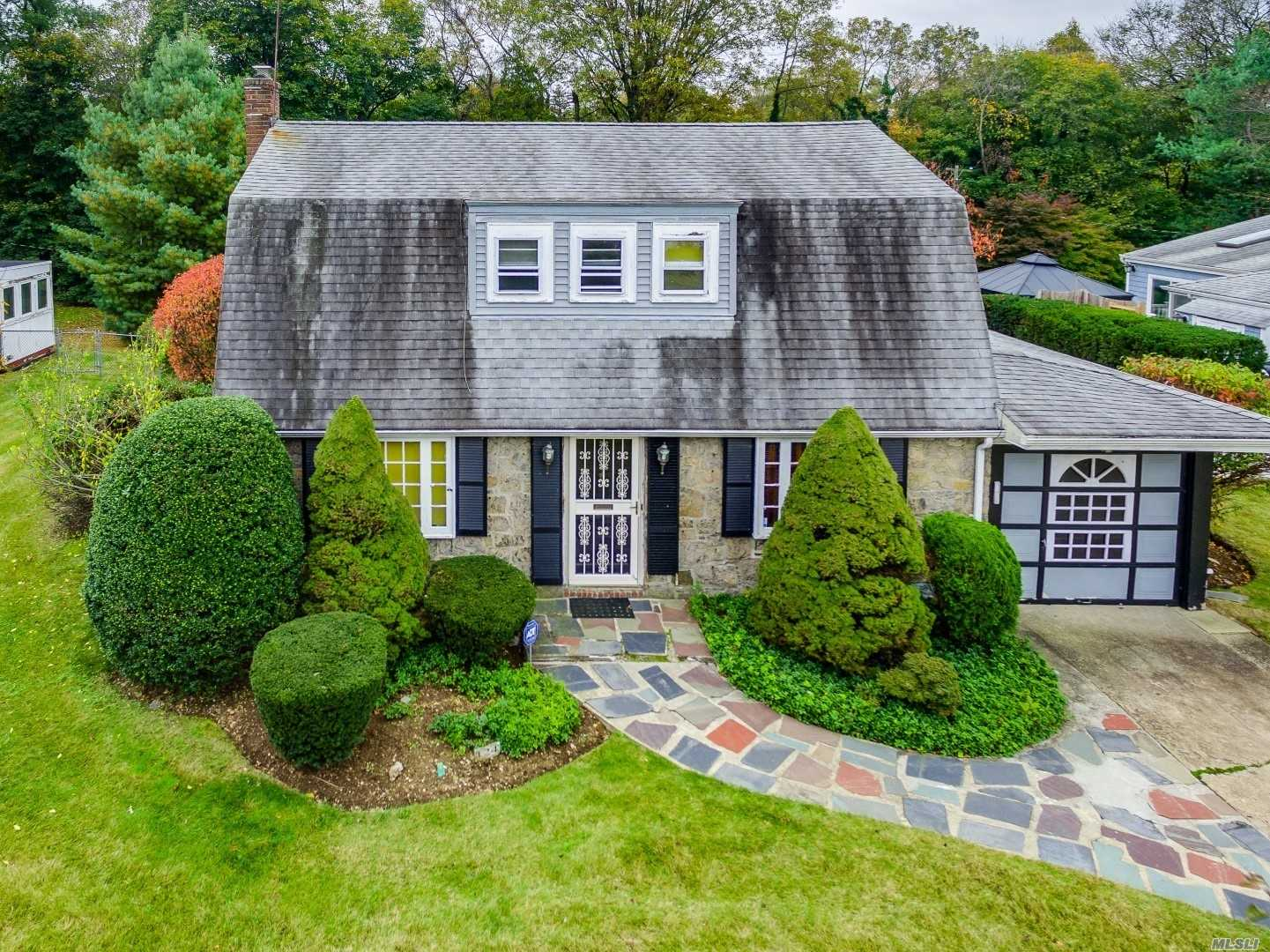 Opportunity Knocks To Own In Desirable Roslyn School District. Needs Updating. Preview Today This Large Property On Cul De Sac
