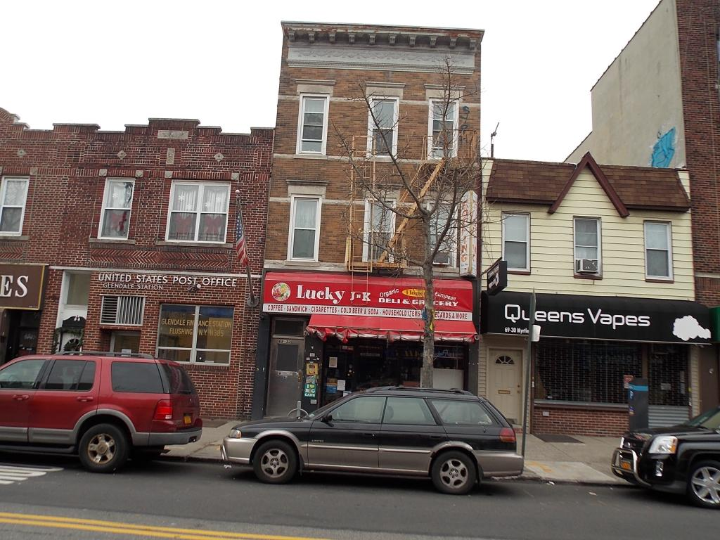 Great Commercial Property Available In Glendale For Rent. Features 1,800 Interior Sq. Ft. + Basement .Great Opportunity! Great Location With Heavy Foot Traffic. Close To Transportation. A Must See!
