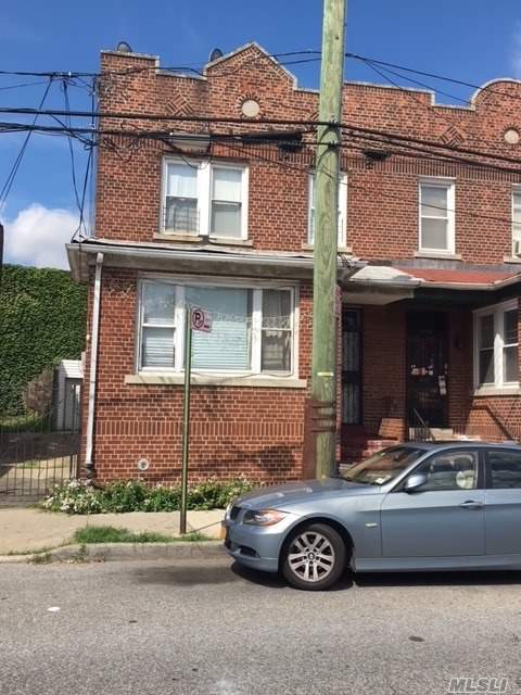 Two Family Brick, Semi Detached Property, Ready To Move In. Delivery Vacant At The Closing. Prime Location.....Prime Location..