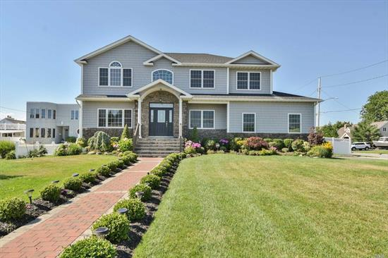 Taxes Successfully Grieved. The 2019/20 School Year The New Tax Will Be $19, 379. Tax Letter Upon Request. Location, Location! One Of The Largest Properties In Nassau Shores. Views Of The Open Bay. Beautiful Center Hall Colonial With Custom Granite Kitchen. Master Suite With Wic And Granite Bath, 9' Ceilings On First Floor, Come Relax In Your Private Backyard Oasis With Salt Water Pool. 2 Car Garage, Energy Star Home. This Home Is Loaded With Extras. Sd#23