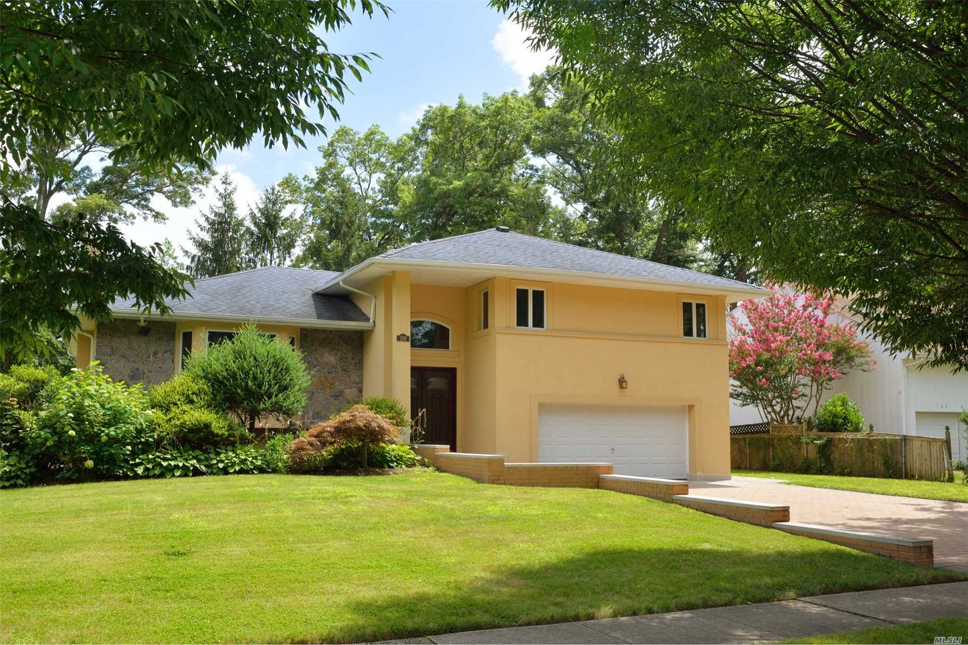 Detailed And Handcrafted To Perfection! Extraordinary Move-In Condition. Cherry Hardwood Floor Throughout The Entire House. All New Andersen Windows. New Marble And Granite Kitchen & Bathroom. Led Recessed Lights Though Out. New Appliances, New Boiler, New Furnace. Fully Insulated Including Garage To Save Energy.