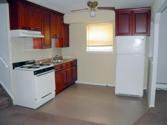 All new kitchen and bath, freshly painted, duplex 2 Bedroom - close to Emmons Avenue. Near all transportation, shopping, restaurants, beaches, entertainment and parkways.  Call Camille 516-318-1392 and schedule an appointment.
