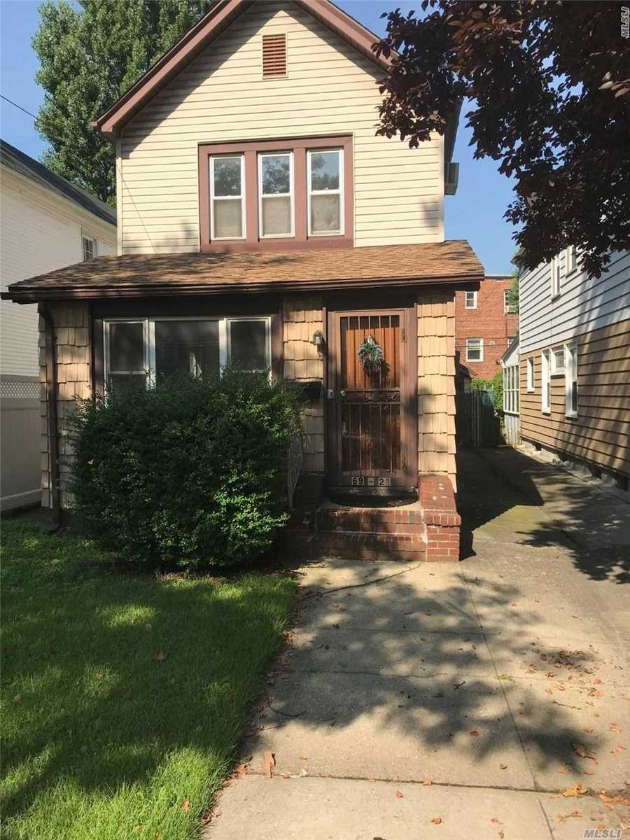 Excellent Location! Close To Everything, Brand New Roof. Hot Water Heat 7 Years. School District 28. Brand New Roof. Private Driveway Detached Garage. Comfortable Backyard. Great Shopping And Easy Transportation Safe, Quiet Neighborhood. Can Easily Convert To A Two Family. Will Not Last!