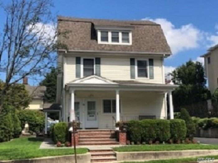 Location, Location, Location Well Maintained 2 Bedroom, 3 Blocks From Lirr, One Block From Town, Hi Ceilings, Wood Floors, Storage In Basement. W/D. One Of The Best Location In Town.