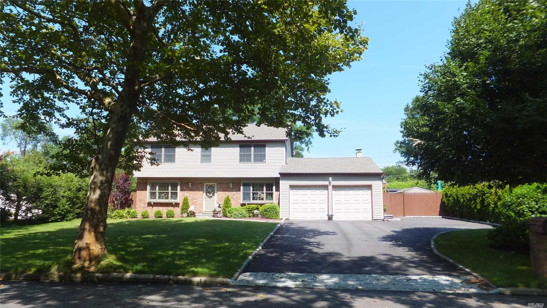 Expanded 20' X 24' Vaulted Great Rm. W/ Hardwood Floors 4 Skylights And Custom Coat Closet- Updated Open Kitchen Floor Plan W/ Ceramic Title - Built In Desk In Kitchen W/ Cabinets;  Expanded Master Bedrm W/ Updated Bth. - Finished Heated Basement W/ Ose - New Roof & Gutters- New Driveway; New Heating System- New Electrical Panel - 5 Zone Sprinkler System; Park Like, Private Backyard.
