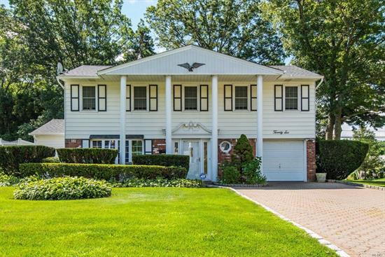 Spacious And Bright Home Welcoming The Extended Family.. Updates Include Siding Windows Hardscape New Roof In 2017. Award Winning Commack School District. Great Location Clost To Beaches, Golf & Shopping. Taxes Do Not Reflect Basic Star Rebate Of $1, 203.00.