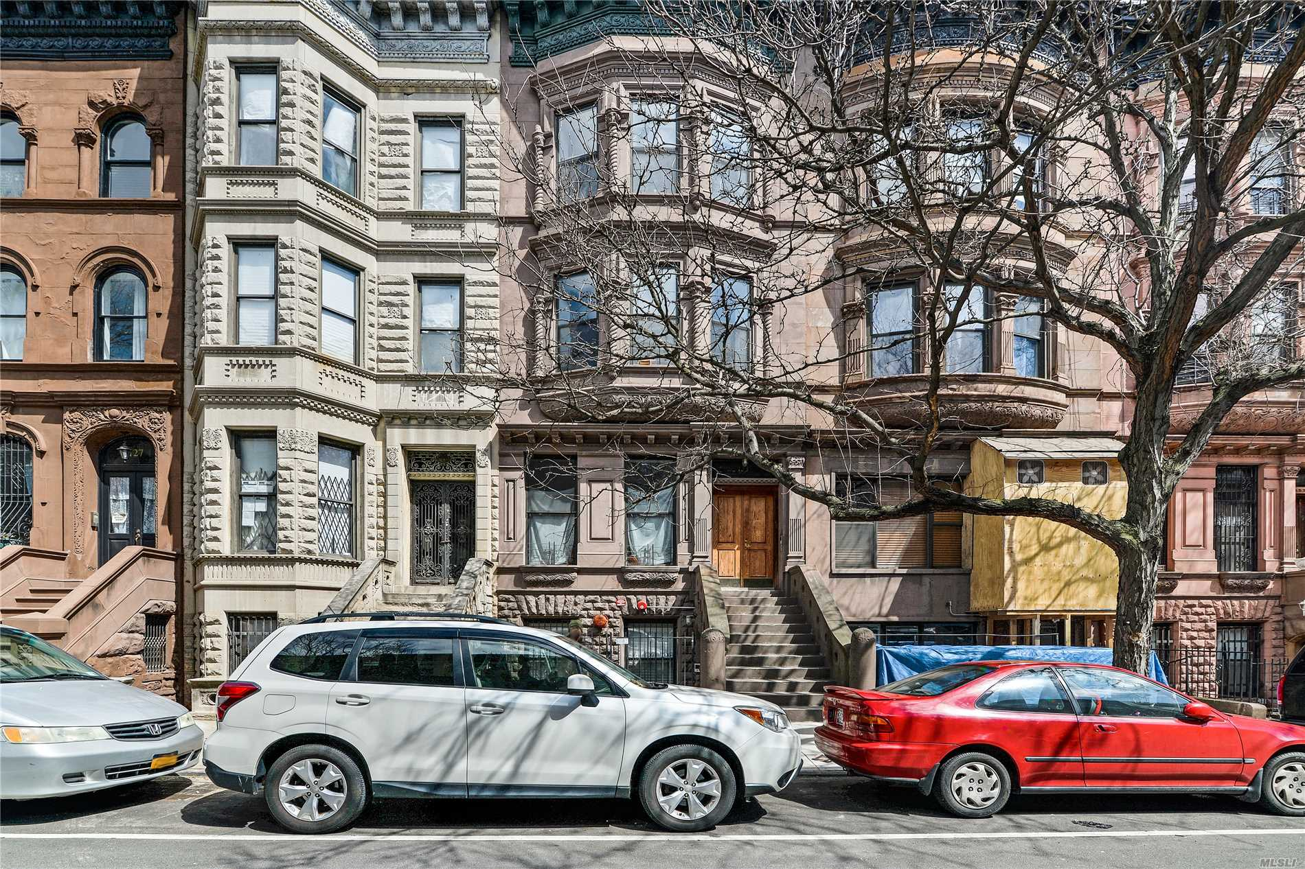 This Outstanding Landmarked 4-Family Brownstone Is Nestled In The Perhaps The Most Desirable Section Of Harlem (Mt. Morris Park Historic District). This Is A Unique Gem That You Or Your Friends Will Be Proud To Own! One Of The Larger Brownstones In The Area, This Home Is 20-Feet Wide And Has An Extension At The Rear. It Has Four Two-Bedroom Units, One On Each Floor (Garden Level, Parlor Level, And Two Upper Levels); Plus A Full Cellar. Each Unit Has Independent Utilities.