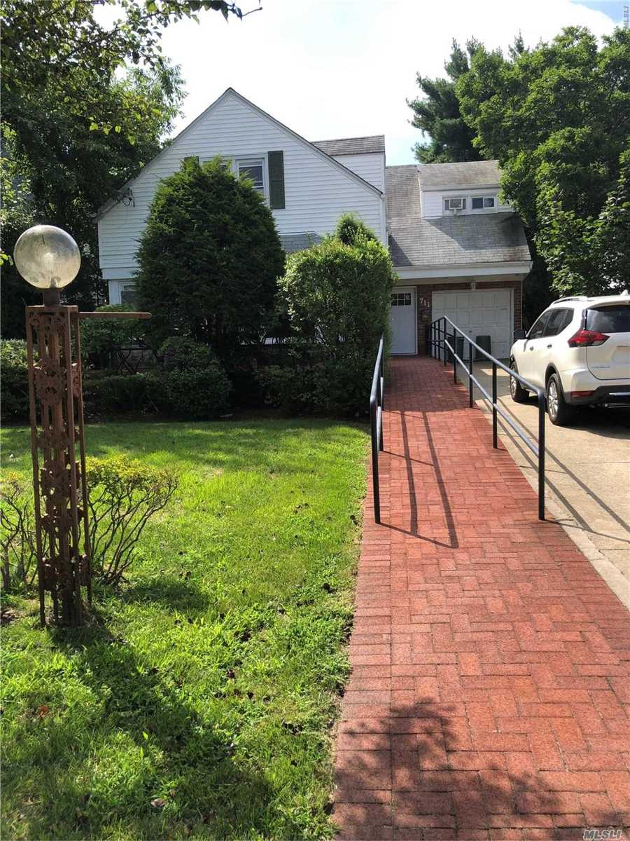 Beautiful Renovated House In Prime Location- Kosher Granite Eik With 2 Sinks, 2 Dishwashers, Nu Ss Refridge, Fdr, Lg Lr, Huge Den & Bedroom With Nu Bthrm On Main Level - 4 Lg Bedrooms Upstairs, Full Finished Basement With Playroom, Bedroom, Full Bath, Storage & Utilities- A Must See! Walking Distance To All. Great Block!