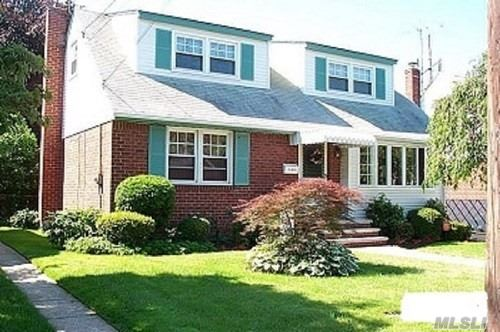 Best Location For Commuters; Walk To Merillon Ave. Station; Potential M/D With Proper Permits. Large Wide Line Double Dormered Cape; 1820 Sq. Ft On 50X100 Property; Enclosed Porch & Finished Basement With Outside Entrance