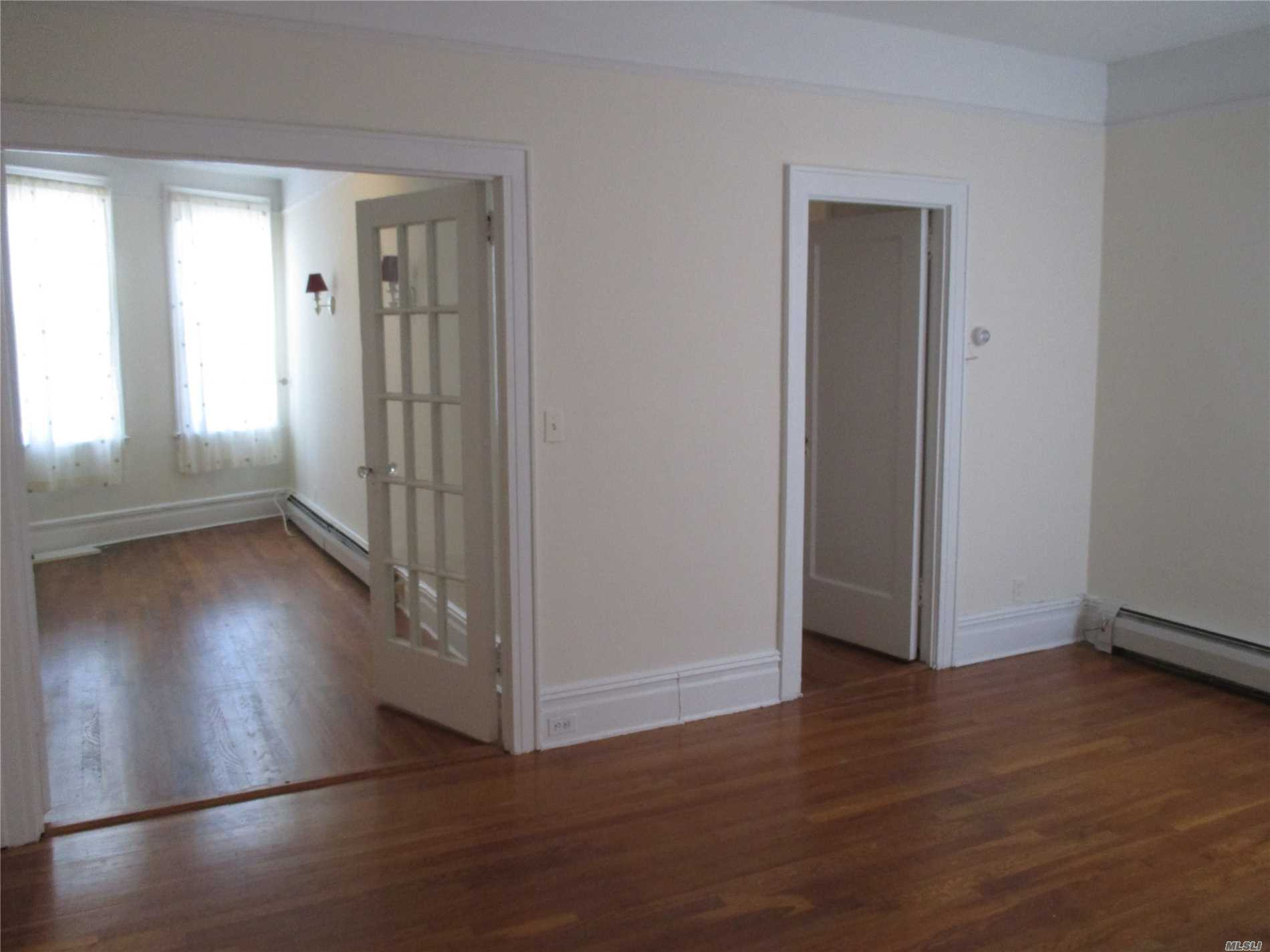 Second Floor, Front Apartment With Eat-In-Kitchen, 2 Bedrooms, 1 Full Bath. Small Pets Allowed.