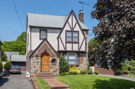 Magnificent Village Tudor On A Dead-End Street, Tremendous Gourmet Eat-In Kitchen, Stainless Appliances, Granite Counters, Entertainer's Delight! Large Walk Up Attic. Close To Stores, Restaurants, Schools, Houses Of Worship, L.I.R.R Station (35 Minutes To Penn Station), Rec. Center (New Olympic-Size Pool, Tennis Courts, Basketball Courts, Baseball Fields, Etc.), Floral Park Schools, Total Taxes Include Village
