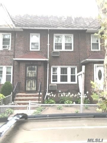 1 Family Brick This House Delivers 6 Rooms 3Bedrooms 2 Full Baths Also Used As Duplex With 1 Car Garage 2 Parking Space And Terrace Walking Distance To E.F.R.M Trains Buses Shopping School P.S 49 10 Minuets To Queens Center Mall 4 Blocks To Juniper Park Owner Motivated Wont Last.