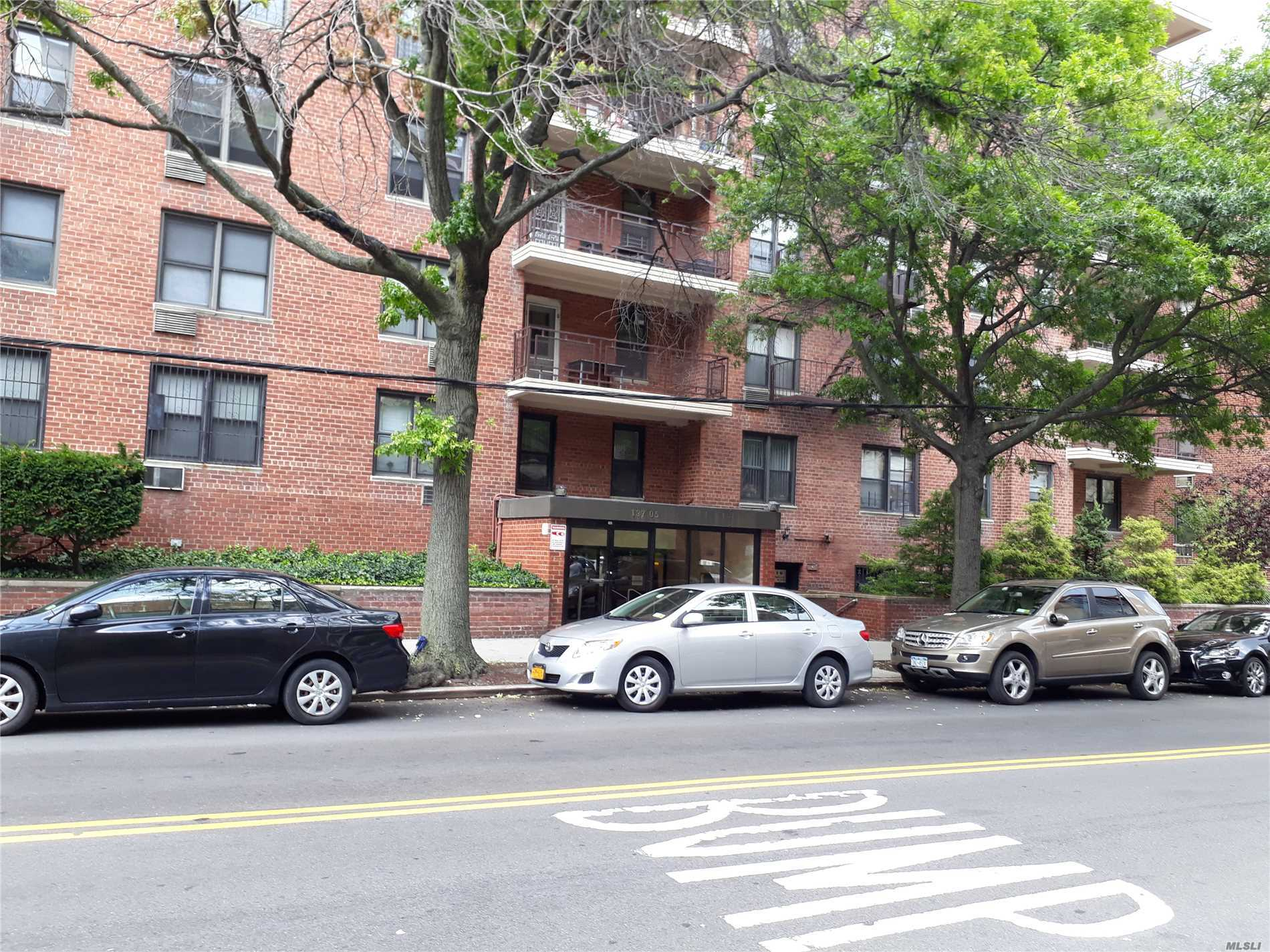 Location, Location, Location , Building Located In Downtown Flushing,  Minutes Walk To Lirr,  #7 Subway , Buses, Supermarket, Shops, Convenience To All.