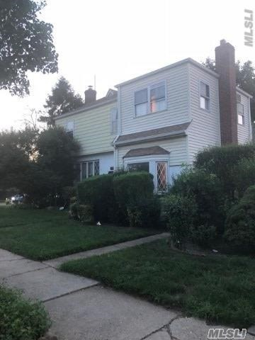 Handyman Special! Needs To Be Gutted! Huge Corner Lot Colonial Set Up For 4 Bedrooms, 2.5 Baths, Huge Lot, And Unfinished Basement! Over 1800 Sq Ft Of Living Space!! Close To All!