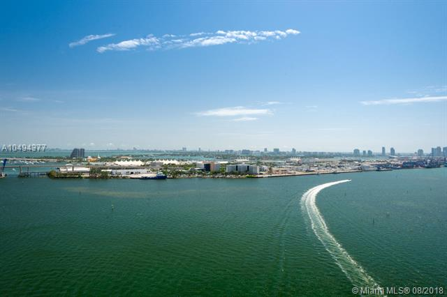 Reduced! Priced To Sell! Spectacular Wide Open Views Of The Water From This 3 Bedroom Unit At One Miami. Parquet Floors, Tasteful Finishes And Built Ins, Make This The Perfect Residence In The Heart Of Miami.You Can Have It All Here: Direct Access To I 95 And 10 Min To The Airport, Great Walkability, A Safe And Friendly Environment And An Elevator Ride To Il Gabbiano, The Best Italian Restaurant In Town.It Won+Ógé¼Gäót Last! The Unit Can Be Rented For A Minimum Of 30 Days Up To 12 Times A Year.