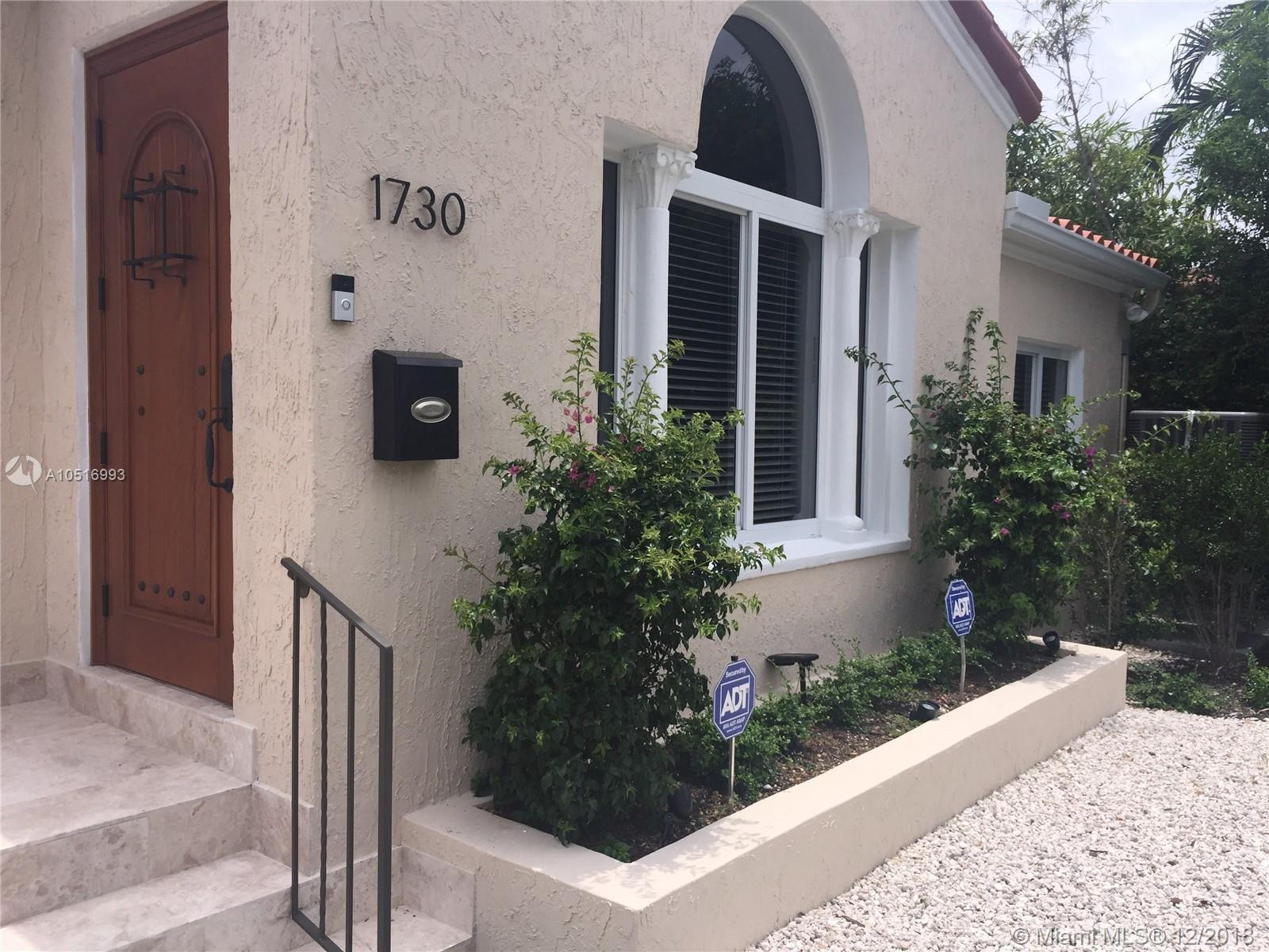 Great Location Normandy Isle Miami Beach. Completely Remodeled Single Family Home. 3 Bedrooms Plus Den, 2 Full Bathrooms. Bright Open Living Spaces With Plenty Of Natural Light. High Ceilings. Hurricane Impact Windows And Doors.<Br />New Central A/C. Contemporary Design Kitchen, High End Built In Appliances. Hardwood Floors In Living Room, Dining Room And All Bedrooms. Parking Space For Two Cars. Walk Out To Deck And Fenced In Back Yard. Close To All Shopping, Restaurants And Within Minutes To Beach.