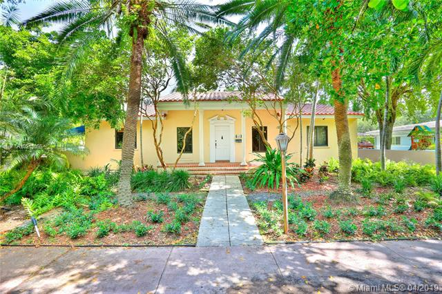 You Will Love Living In The Heart Of The South Gables, Close To Everything! This 3 Br, 2.5 Ba Spans 2, 618 Adj Sf & Sits On A Lush & Private 10, 400 Sf Lot. The Inviting Front Porch Leads To The Frml Liv Rm W/ Soaring Ceilings, Adjacent To The Open Dining Rm & Family Rm Leading To The Back Yard. The Clean, Light-Filled Kitchen Has Plenty Of Counter & Cabinet Space. Step Through Double Doors To Find The Spacious Master Br W/ Ample Storage & A Neutral Ba. There Is Also A Large Office W/ French Drs Out To A Charming Courtyard. 2 Additional Bedrooms Share A Bathroom. The House Features Impact Glass Windows & Doors, Laundry Rm, & Garage, All In The Sunset Elementary School District. Come Make This Your Home In One Of Miami+Ógé¼Gäós Finest Locations.