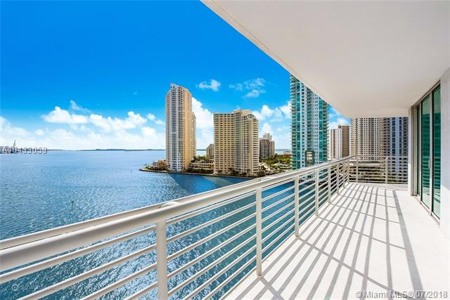 Tastefully Renovated 3 Bedroom Unit W/ A Large & Quiet Wraparound Balcony W/ Unobstructed Views Of Ocean, Biscayne Bay, Port, Dolphins & Manatees. Amenities Include An Incredible Sundeck, 2 New Updated Pools, Jaczzi, 2 Gyms, A Business Center, A Convenience Store & Prestigious Il Gabbiano & Wolfgangs. Walking Distance To Whole Foods, Aa Arena, Museum, Bayside Park. Close To Multiplex Cinema, Metromover, Brickell City Center & Other Fine Dining. One Miami Is The Place To Live. Enjoy Luxury Living At A Great Price W/ Low Maintenance (Only $942/Per Mth) Including High Speed Internet & Water In An Attractive Area Undergoing An Upscaling Transformation (Aston Martin Residences, Zaha Hadid'S One Thousand Museum, Miami World Center Etc). Covered / Assigned Parking. New A/C Unit. Easy To Show.