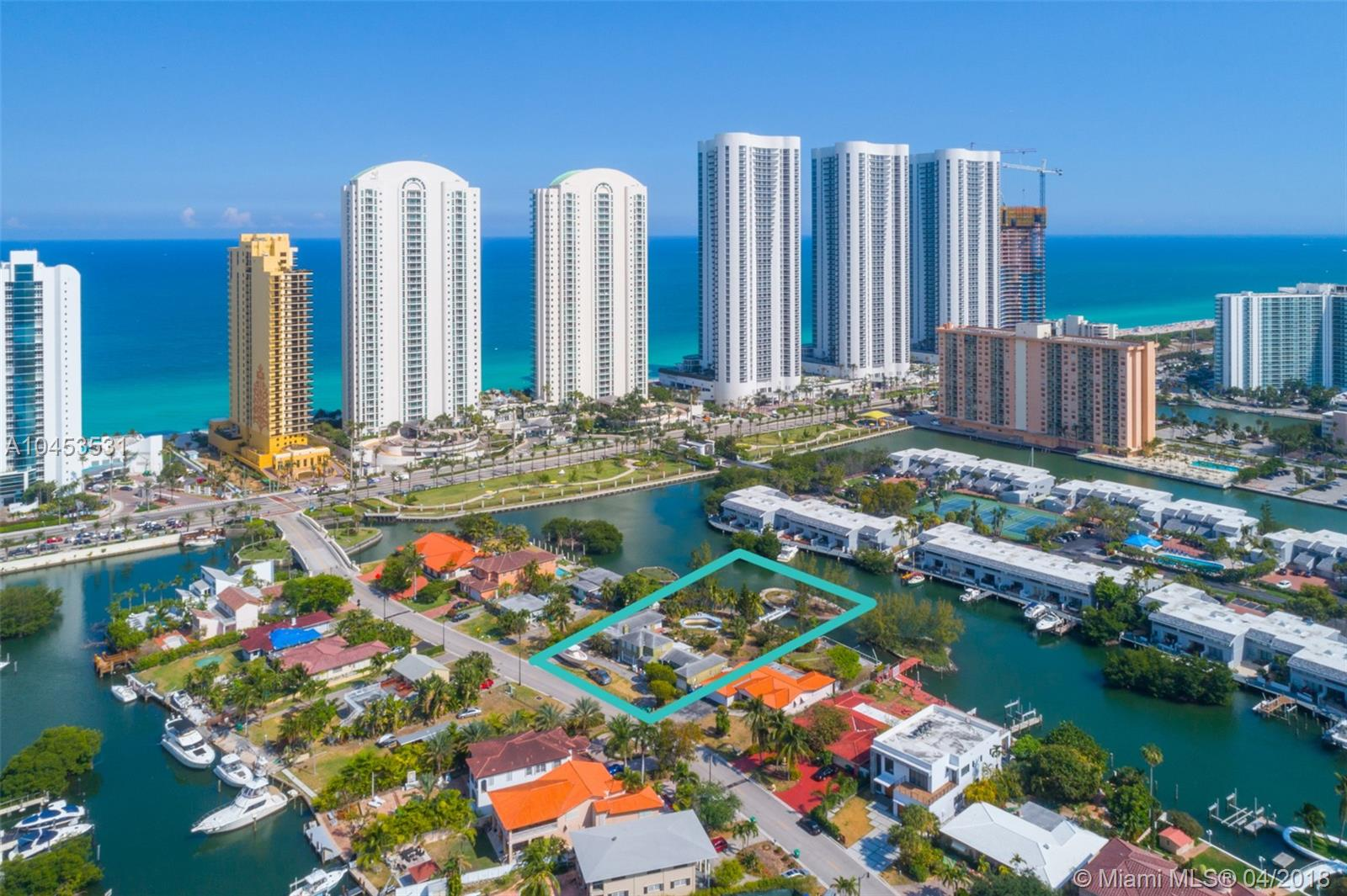 Live In Coveted Atlantic Isle In Sunny Isles Beach On A 20, 417 Square Foot Waterfront Lot With 140+Ógé¼Gäó On The Water. Rare Deeded Private Island Behind The Property! The Property Features Private, Deep Water Docking, Ocean Access And Access To A Gated Private Beach With A Cabana Owned By The Community. Located Minutes From World-Class Shopping, Beaches, Dining And Houses Of Worship.