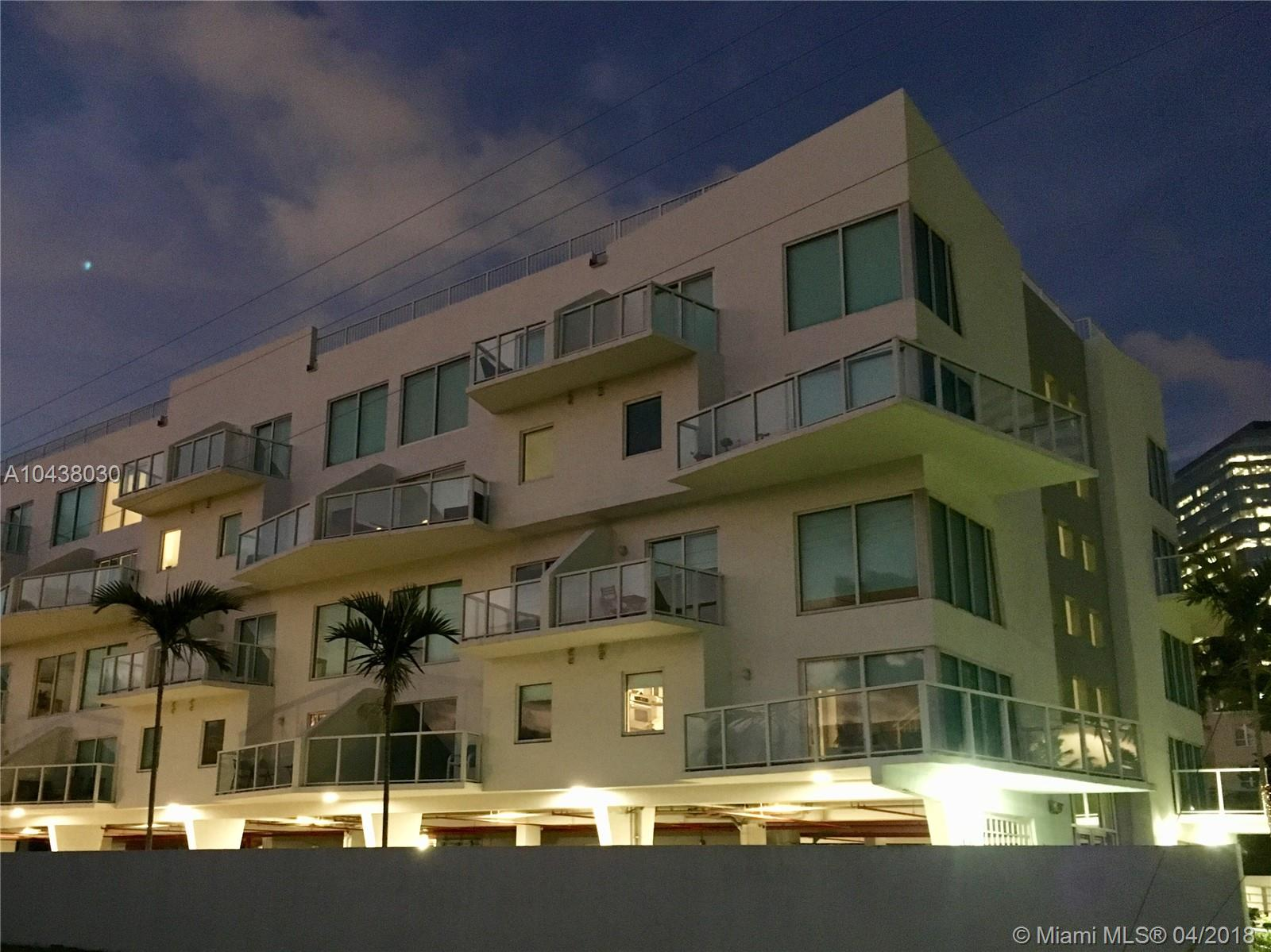 Boutique Building, Quiet Small Community With A Townhouse Feel, Parking Right At The First Floor, A Little Park Steps Away. Walking Distance To Brickell Center And Yet Away From All The Construction, Crowds And Noise. You Can See Biscayne Bay From A Second Floor Balcony.<Br /><Br />Cozy, Two-Story, 1 Bedroom And 1.5 Bathroom Loft With Two Balconies, High 18+Ógé¼Gäó Ceiling, Marble Floor Throughout, New Washer And Dryer, Home Automation Enabled With Smart Front Door Lock And Thermostat.<Br /><Br />Furniture Could Be Included For A Very Reasonable Price