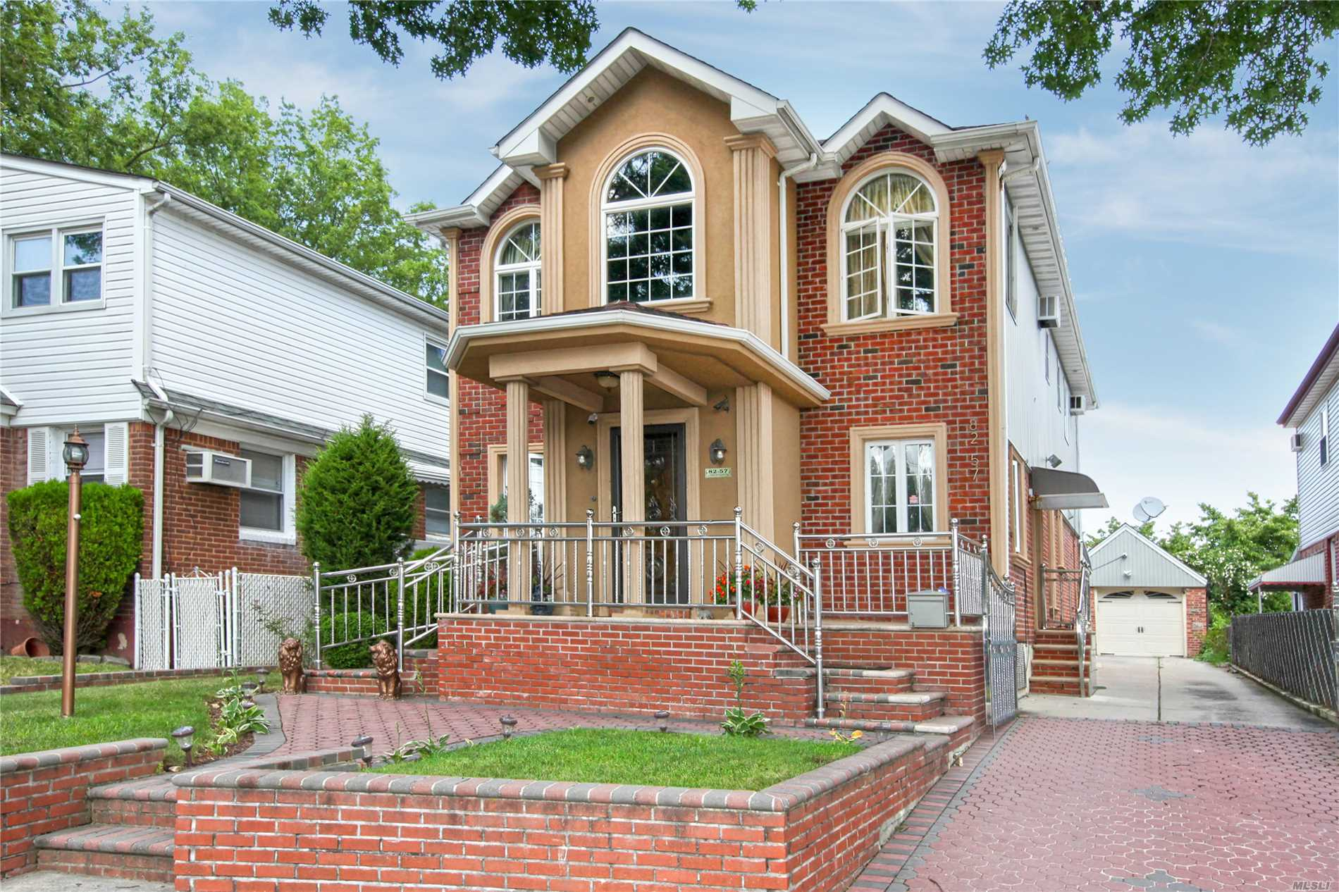 Mint Colonial 4Br, 3.5 Bath, Fully Renovated/ Dormered In 2009. New Granite Kitchen, 3 Zone Heat, Ose, Large Yard, 1.5 Garage, Gas Heat, New Electrical, New Plumbing, Security Cameras And Alarm System, Close To Public Transportation.