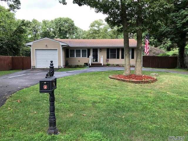 Move Right In, Updates Include Roof, Windows, Bathroom, Kitchen Has Stainless Appliances, New Heating System, Electrical Panel, Floors All Refinished, Brand New Renovted Basement, And Interior Door To Garage Which Has Been All Sheetrocked And Insulted.