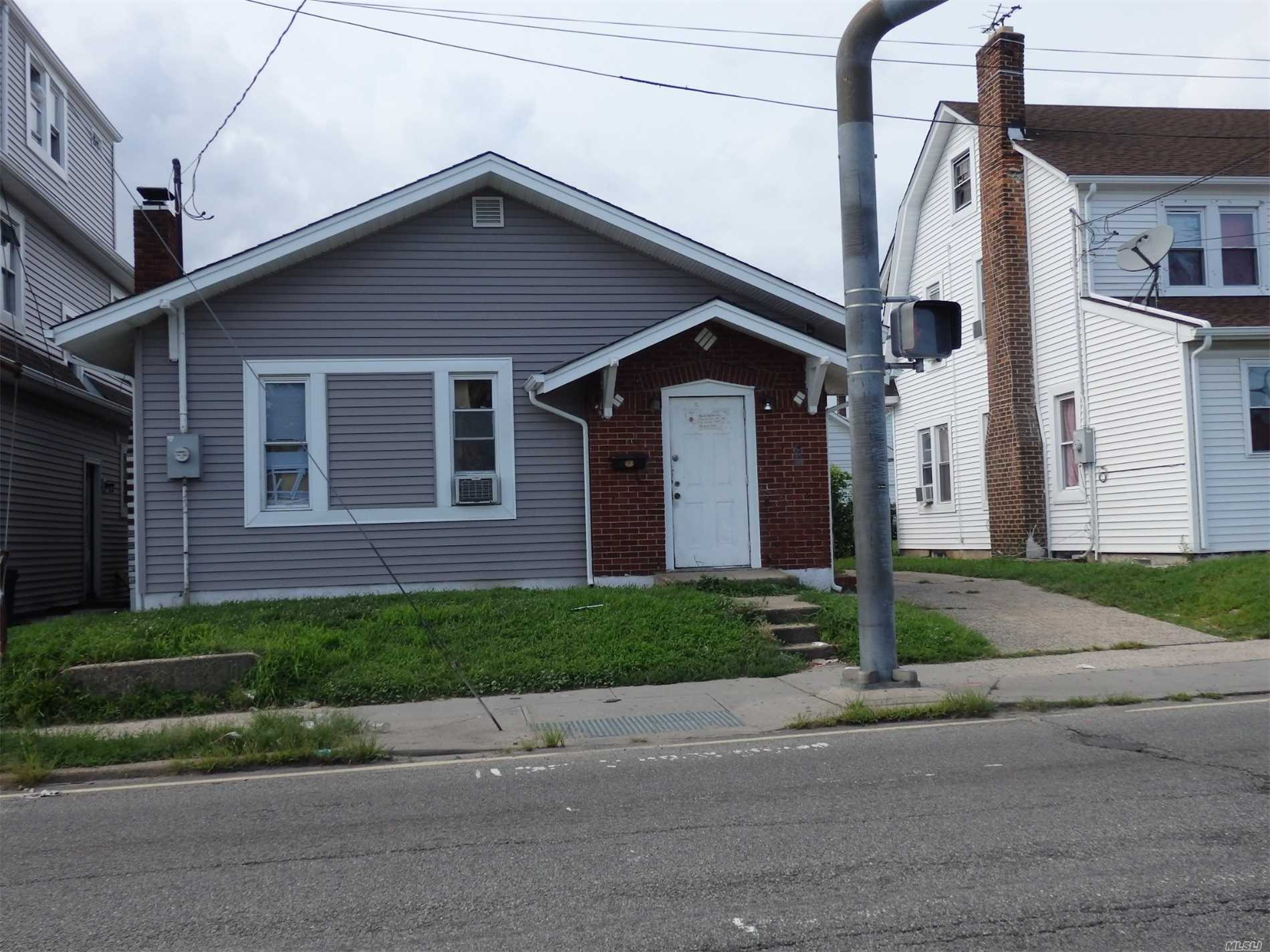 Investors And All Cash Buyers Only. Good Income Opportunity. Gross Rent Roll Over $27, 000. New Boiler, Hot Water Heater, Electrical, Siding And Roof. Being Sold Occupied With All Tenants In Place.Not An Reo, Not A Short Sale.Can Be Sold In Conjunction With 497 Fulton And 503 Fulton