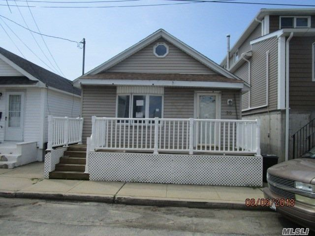 This Home Is A Victim Of Hurricane Sandy , But Has So Much Potential To Be A Cute Water Town Home That Affords Boating And Other Water Amenity Type Living. The Home Is On The Channel And Will Be A Lovely Dwelling With Spacious Rooms, Perfect Location For Docking Your Boat, Needs Bulkhead