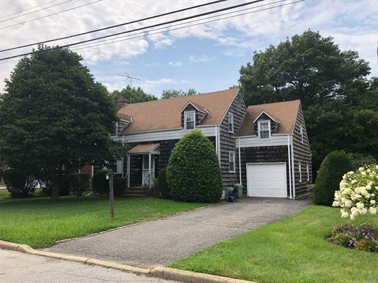 Great Opportunity To Build Your Dream Home!!! Expanded Cape Cod On Oversized 63X183 Lot. This Home Has Great Potential. Perfect Mid Block Location. You Could Have The Seller Build Your Dream Home, Or Do It Your Self Or Just Give This Expanded Cape Cod A Facelift...Location, Location, Location .....Don't Miss This Rare Find