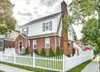 Renovated Det. Colonial, Prime Loc, Tree Lined Street. Corner Lot 50X75. Spac 3 Br, 1.5 Ba, Living Room, Wbfp, Hdwd, Crwn Mldg, Dining Room, Kitchen W/ Granite Countertops, F/ Fin Bsmt W/ Sep Entr. Beautiful Priv. Backyard W/ Swimming Pool. Nr Park And Buses. One Car Gar W/ Pvt Driveway. Zoned R3A.