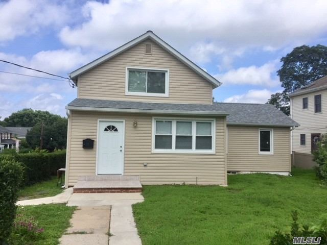 Conveniently Located, This 4-Bedroom 2-Bath Cape Is Very Close To Town, Train, Middle School & High School And Offers Spacious Living Space As Well As A 2-Car Garage.
