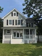Completely Renovated Historic Waterfront Home On Beautiful Senix's Creek. Private Dock. Perfect For Boat Owner. New Kitchen. Ss Appliances. 2 New Baths. Original Restored Hardwood Floors. Maintains Historic Details And Charm. Taxes Grieved! Will Lower To $15, 500 Jan 2020!!!