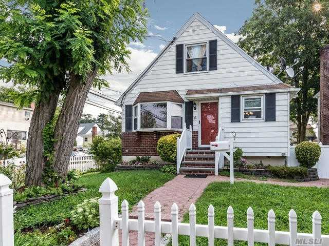 Renovated 2 Family. Great For Owners Own Use With Income Apartment. 3/4 Bedooms, 3 Baths, Off Street Parking 2 Cars, Gas Cooking And Heat, Lovely Landscaped Fenced Yard With Patio And Comfortable Covered Porch. Convenient To Transportation, Beach, Pool And Shopping.