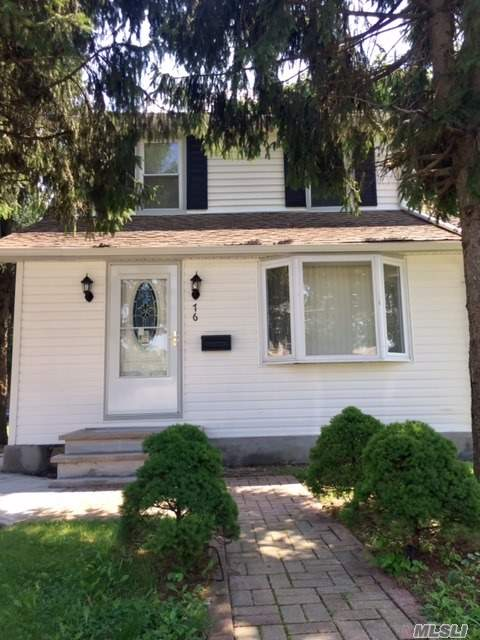 Do Not Miss Out On This Completely Renovated House. Everything Is New From Top To Bottom. 4 Bedrooms, 2 Full Bathrooms And Full Finished Basement With Ose. This House Is Turn Key And All You Do Is Have To Move In!!!