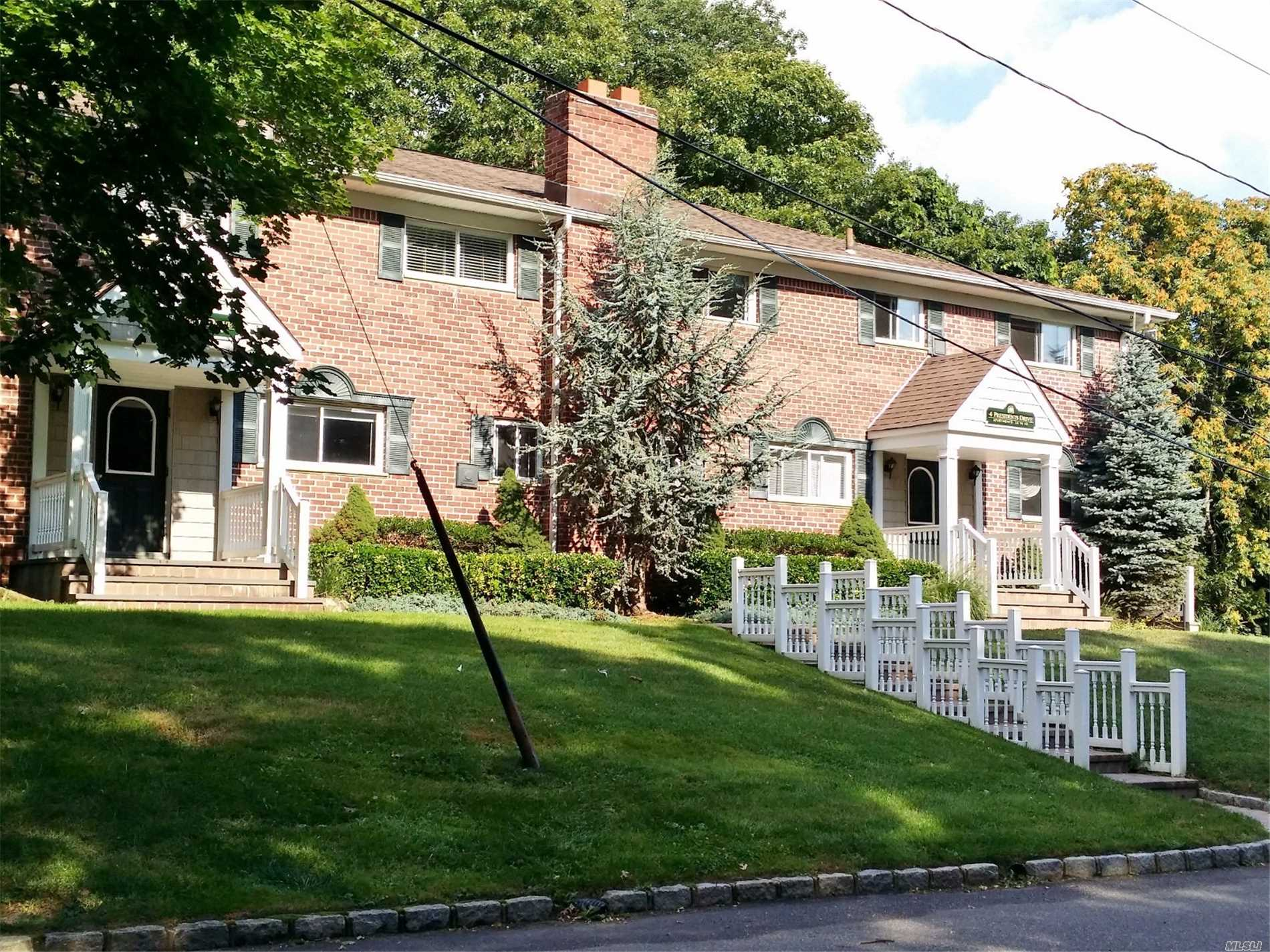 Located Upon A Hilltop W/A Waterfall Entrance This Serene Location Is In Perfect Reach To The Port Jefferson Harbor Village. Spacious 1&2 Bedroom Apartments With Dining Area & Large Terraces. Many New Renovations Are Underway.Conv To Suny Stonybrook, Local Hospitals, Lirr, Shopping.