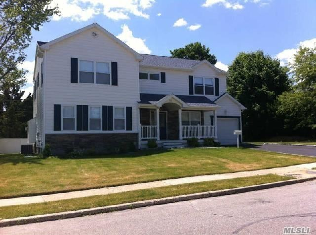 Fully Renovated Colonial House, 4Brs, 2.5Bath,  Open Concept, New Kitchen, Gas, W/D On The Ground Floor, Perfect Condition, Gorgeous Family House. Must See