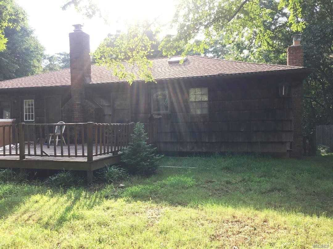 Hip Roof Ranch Needs Tlc! Great Possibilities! 2 Coal Stoves, Hardwood Floors. Winter Water Views!! Roof Done 2013, Driveway 2013. *House As Is*
