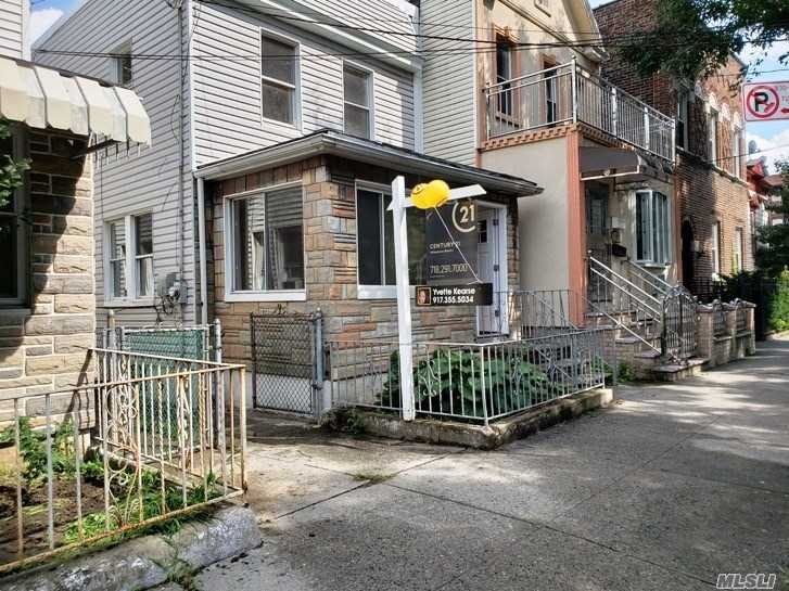 Totally Renovated Colonial, Beautiful Hardwood Floors, New Kitchen And Bath, 3 Bedrooms, 1.5 Baths.
