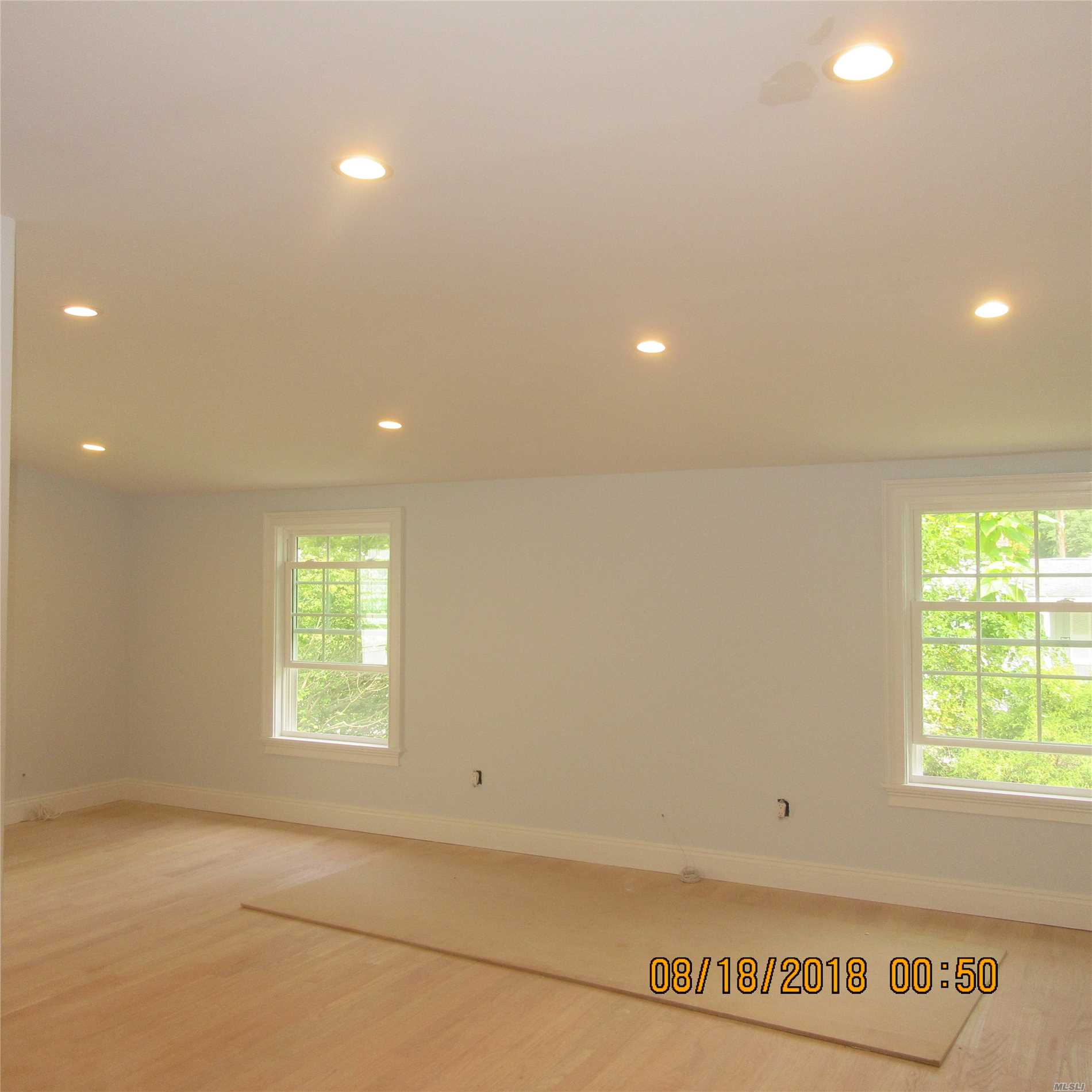 Brand Immaculate Sparkling Newly Renovated House. Remodeled. From Scratchoffering Brand New Everything. Open Layout, New Appliances, New Flooring, Gorgeous Kitchen, Spacious Bedrooms Including A Master Suite. Beautiful Quiet Neighborhood , Sachem School District, Sewers No Cesspool, Low Taxes. Pictures Soon But Come Down And See This Incredible House.