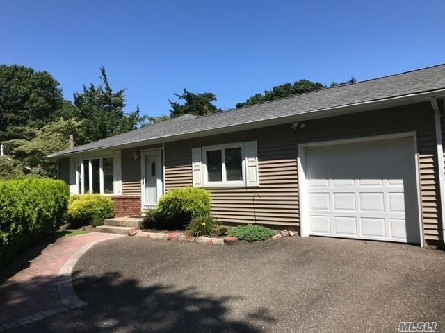 Immaculate Ranch With Great Curb Appeal. Fully Fenced Yard. Upgrades Inc: Roof, Siding, , Garage Door, Fence, Windows,  Kitchen With Top Of Line Appliances(Ss) And Hardwood Floors Throughout, Full Finished Bsmt , ....Tax With Basic Star $8551.48