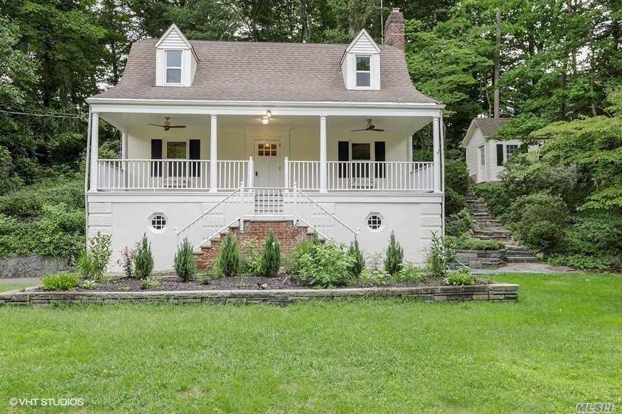 Come And See This Beautifully Renovated Colonial. Minutes To Huntington Village Shopping And Entertainment! Updated Kitchen With Granite Countertops, Baths. Hardwood Floors Throughout. Spacious Livingroom With Fireplace And Formal Dining Room. This House Has Amazing Detail. Situated On An Acre Of Land. This House Will Not Last!!