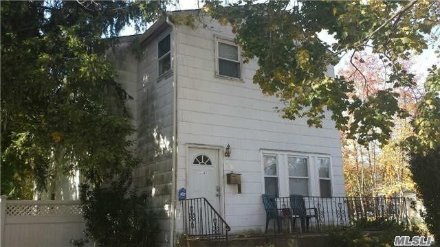 Prime Location With Great Income Potential. First Floor Has Living Rm; Eat-In-Kitchen; 4 Bedrooms And Full Bath. 2nd Floor Has Living Rm; Eat-In-Kitchen; 4 Bedrooms And Full Bath. Full Basement. Front & Back Porch. Two Car Garage And Nice Backyard. Don't Let This One Get Away!