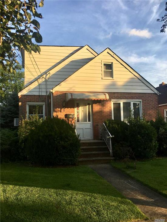 Home Offers 4 Bedroom, 2-5 Baths, Living Room, Formal Dining Room, Marble Flooring Thru-Out This Home Needs Tlc...Great Potential!!
