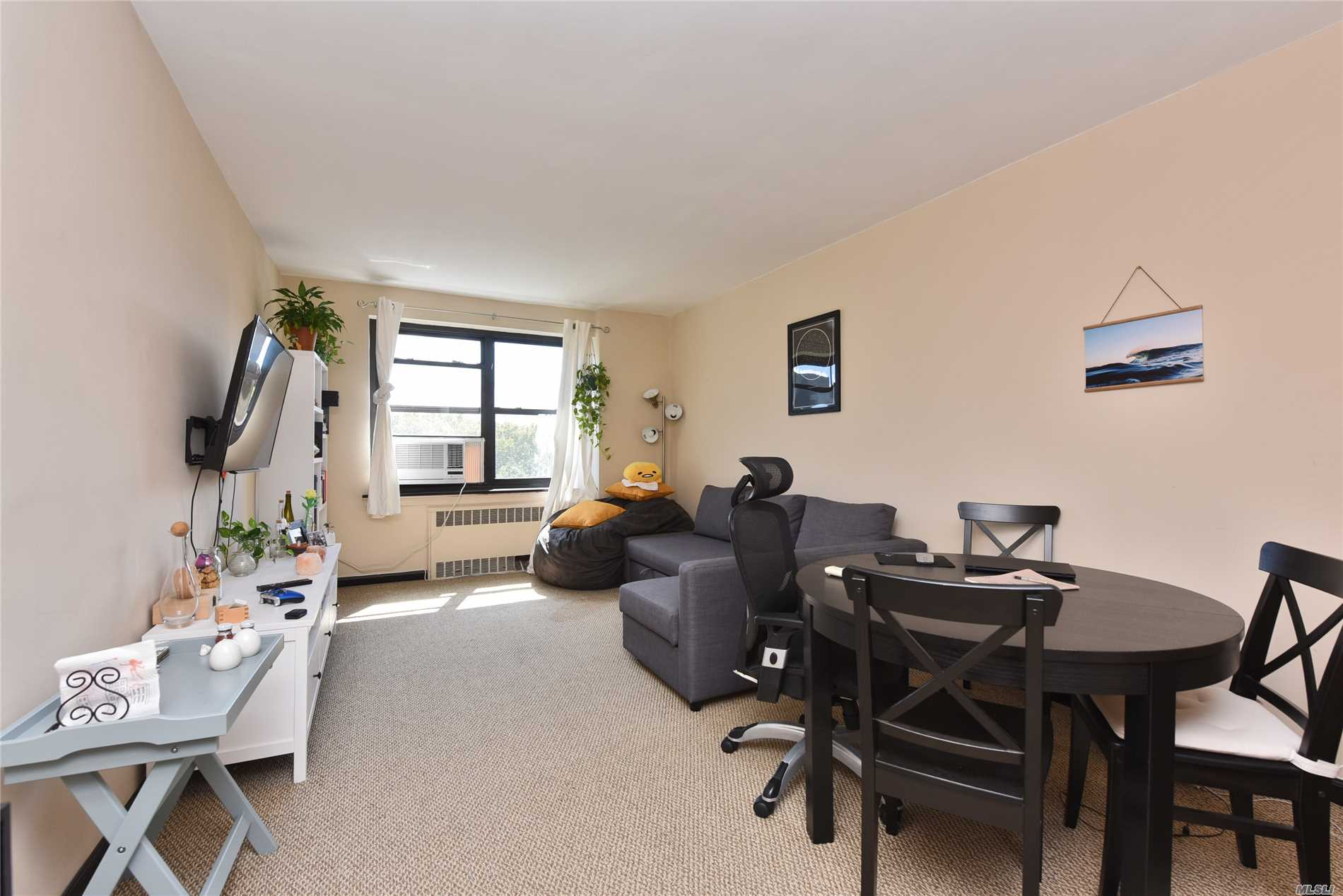 Large One Bedroom Coop Unit In Prime N. Flushing, Fully Renovated Kitchen And Bathroom, Fresh Paint, Modern Concept Kitchen And Bathroom Design, South Exposure , Sun Soaked Living Room And Bedroom, Low Maintenance Include All Utilities, Close To All Major Highways, Multi-Line Bus To Nyc And Main St. Flushing. Steps Away From Supermarket , Shopping Center , Play Ground , Gym, Laundromat, And Much More To Explore... Sale May Be Subject To Term & Conditions Of An Offering Plan.