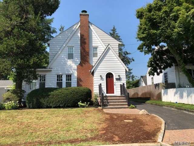 Lovely Colonial, Lrm/Fp, Drm, Office, Eik, Bath, 2nd Floor: 3 Brms, 1 New Bath