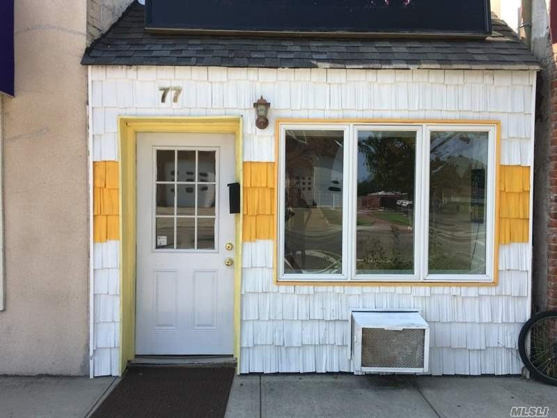 Excellent Location In The W. Sayville Business District. Free Standing Building Located In A Strip Of Approx. 9 Stores.