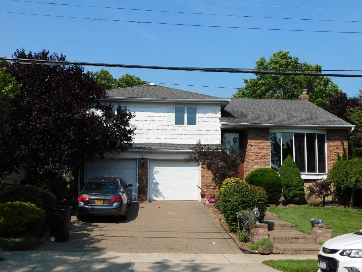 Beautiful Split Level Home In Amazing A+ Woodmere Location Near Young Israel Of Woodmere.