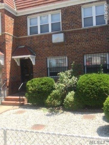 Has 2 Car Garage & Full Basement! Recently Renovated! Coveted 2 Family Home With A Gorgeous Brick Facade.Located In A Great Neighborhood! This Home Is Perfect For You And Your Extended Family. Private Backyard/Bbq Area, Great For Entertaining. Easy Outside Maintenance. With It's 2 Car Garage, Never Worry About A Parking Spot! Ample Basement Storage With Laundry Capabilities. Live In One Unit, Rent Out The Other! Don't Wait, This Gem Wont Last!